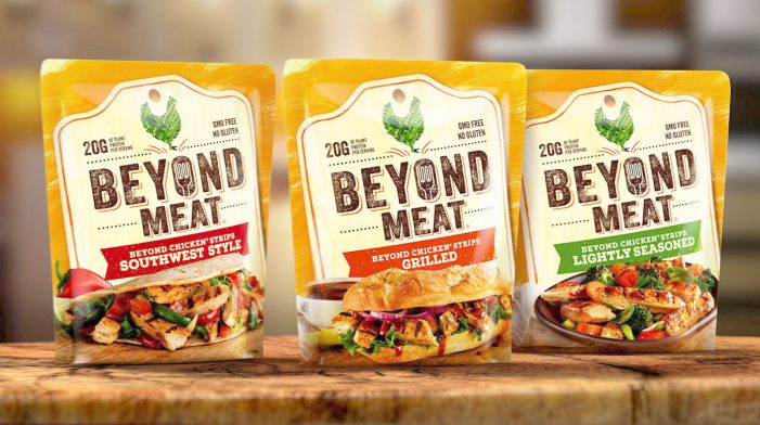"""Bulletproof Forges Bold New Packaging & Visual Identity for Beyond Meat Aimed at Delivering """"The Future of Protein"""""""