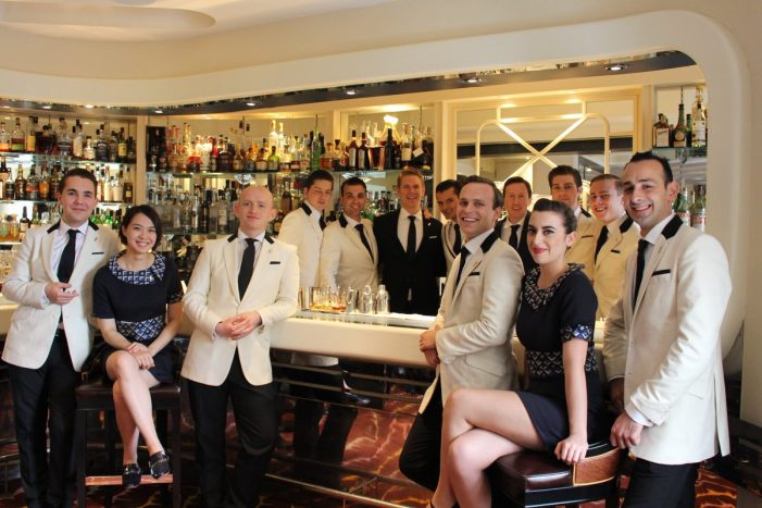 Savoy's American Bar Crowned Best Bar in Europe