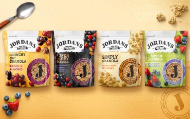 Jordans Reclaims the Soul of Granola with New Positioning and Design