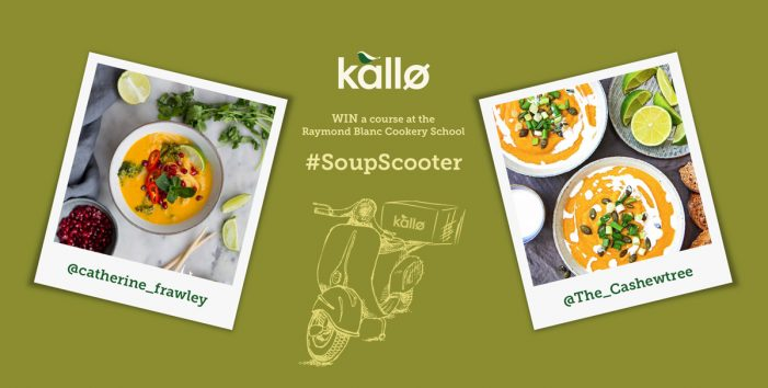 Kallø's 'Soup Scooter' Hits the Streets as Part of Influencer-Led Campaign