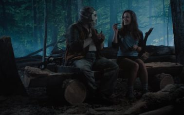 Kit Kat's Halloween Ad Shows How to Fend Off a Homicidal Maniac in a Forest