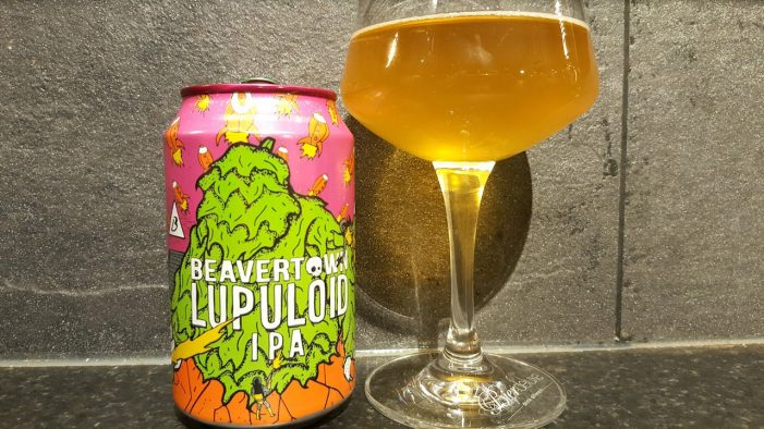 Beavertown Brewery Launches New LUPULOID IPA Featuring Coloured Tab and Shell from Ardagh Group