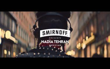 72andSunny Amsterdam Profiles Nadia Tehran for Latest Smirnoff Campaign