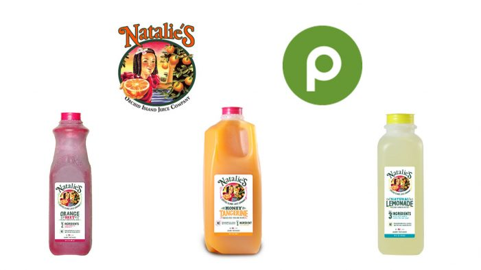 Publix Supermarkets to Carry Three Additional Natalie's Orchid Island Juices