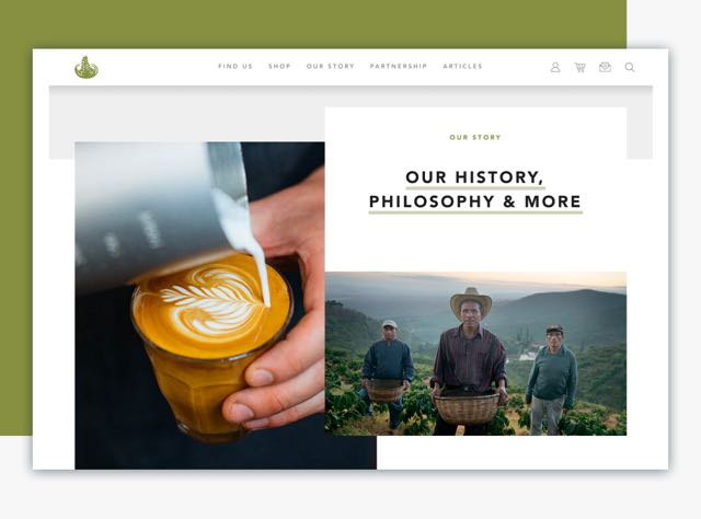 Frank Digital Creates a Digital Rejuvenation for Campos Coffee with Newly Launched Website