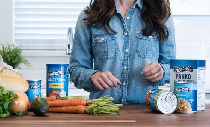 Hornall Anderson Rebrands Progresso Soups