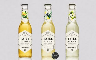 Sheridan&Co Revives Brand Identity For Tails Cocktails
