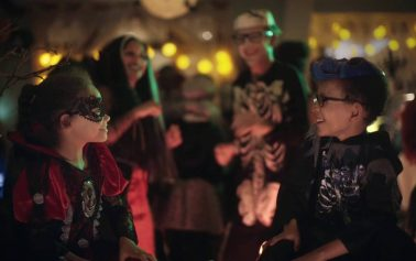 AMV BBDO Helps Sainsbury's Get into the Spirit of Halloween