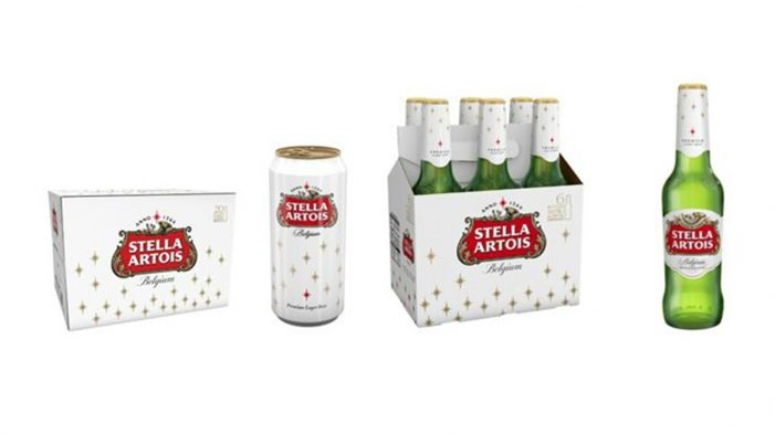 Stella Artois Launches New Limited Edition Festive Packaging