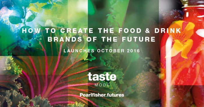 Pearlfisher Futures Launches 2016 Taste Mode Global Events