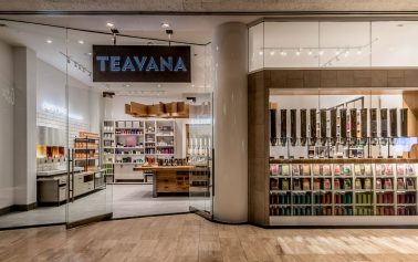 Teavana Store Design Provides an Inviting Atmosphere for Tea Discovery