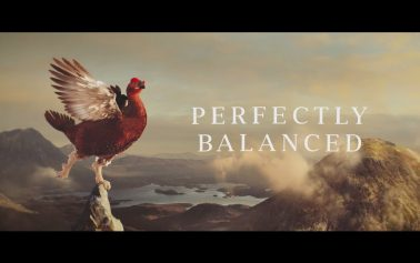 The Leith Agency Launch Their First Famous Grouse Ad In Time For Christmas
