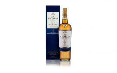 Brandimage Designs the New and Distinctive The Macallan's Double Cask