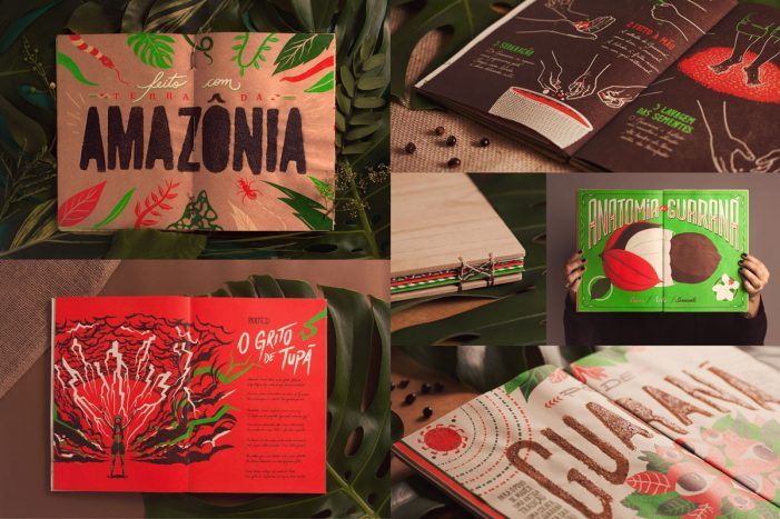 Handmade Book Recaptures the History of Guaraná Antarctica