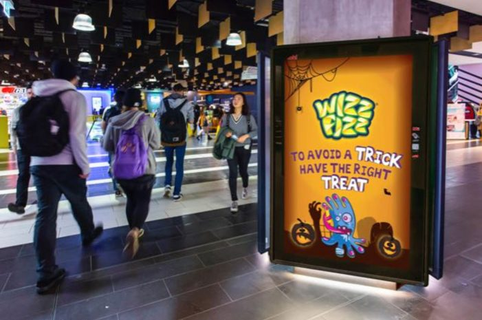 Wizz Fizz Looking to Dominate Halloween with Fyna Foods' New Interactive Campaign