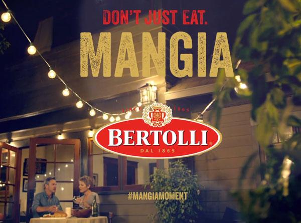 Bertolli Studies How Italians And Americans Really Eat