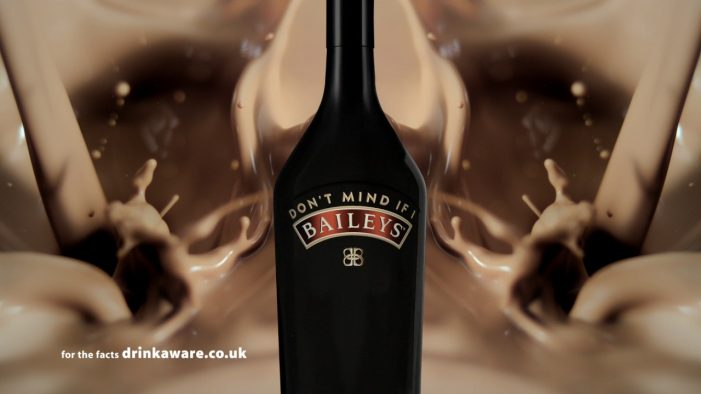 Baileys Lifts Festive Spirits with £3.6m Ad Campaign