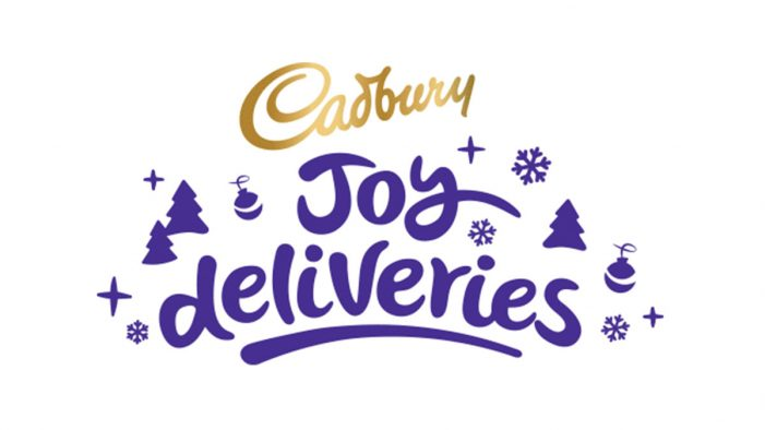 Cadbury launches Cadbury Joy Deliveries Christmas campaign in Australia