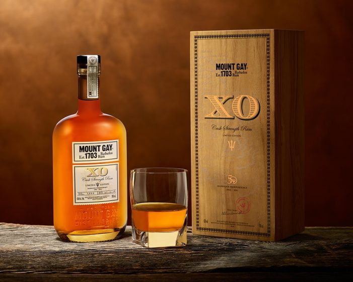Mount Gay Unveils Limited Edition XO Cask Strength to Mark 50th Anniversary of Barbados' Independence