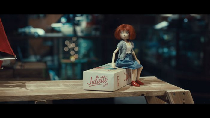 McDonald's Focus on the Good Times this Christmas with Leo Burnett London