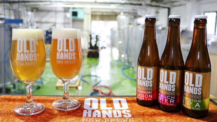 Twickenham Fine Ales Launches New Craft Beer Range – Old Hands
