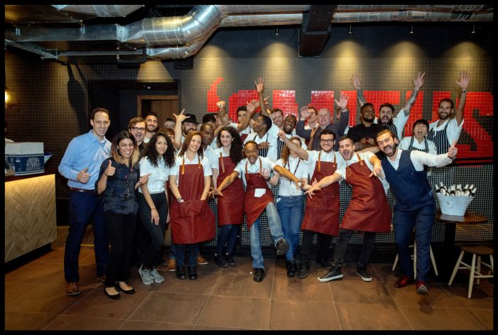 'SMITHS' of Smithfield opens Cannon Street restaurant and bar