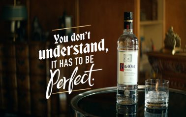 "Ketel One Vodka Launches ""You Don't Understand, It Has To Be Perfect"" Campaign"