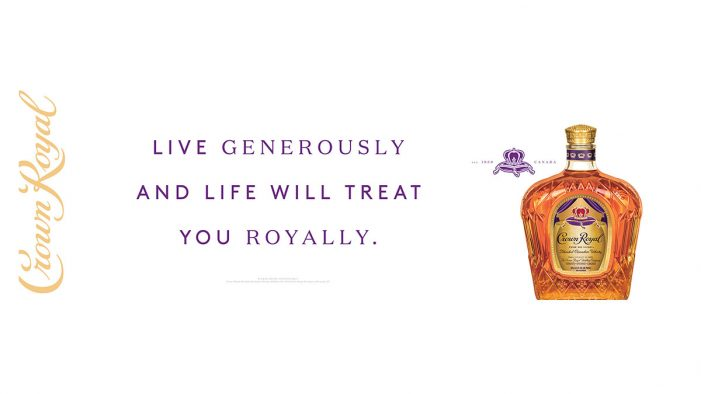Crown Royal Launches New Campaign to Inspire Generosity on #GivingTuesday and Beyond