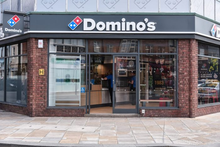 Domino's plans for more ambitious store growth following strong online sales