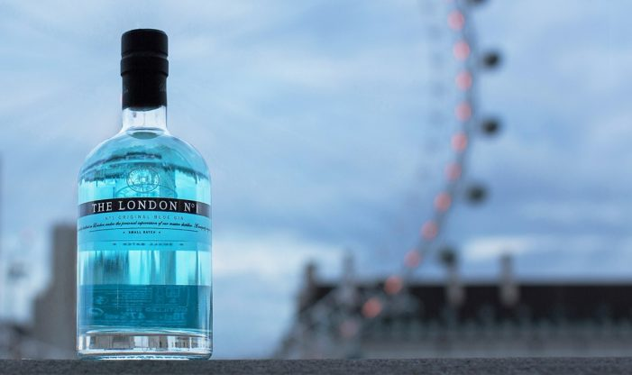 The London No1 Gin Toasts the Spirit of its Home City with New Social Push
