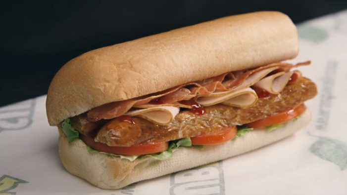 Subway's Festive Feast Crams Christmas Dinner Onto A Sandwich