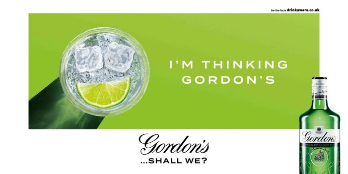Gordon's Gin Bucks Craft Messaging Trend to Focus on 'Simple Pleasure' of a G&T