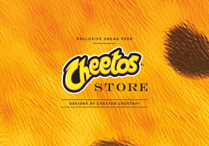 Cheetos Releases First-Ever Luxury Holiday Book