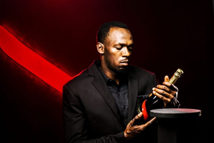 Usian Bolt Appointed the New Chief Entertainment Officer (CEO) of Maison Mumm
