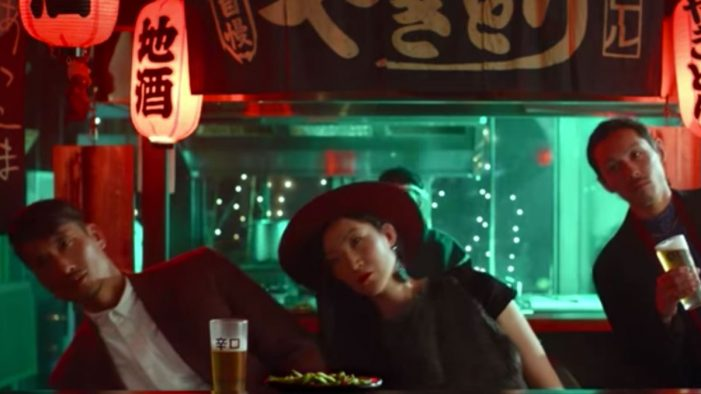 Asahi Super Dry Continues Search for Beer Perfection in Latest Film
