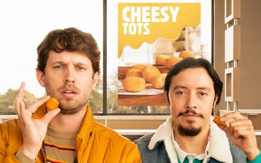 Napoleon Dynamite and Pedro Reunite in a Hilarious New Burger King Tater Tots Ad