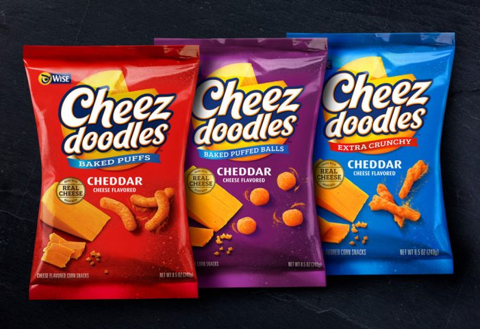 Perspective: Branding Totally Cheeses Up Cheez Doodles' New Packaging
