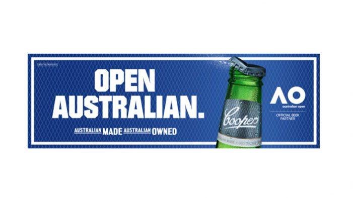 Sports Broadcaster Drew Morphett Lends Voice to Coopers Australian Open Radio Work
