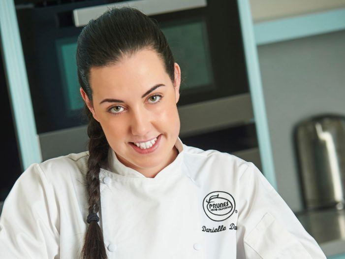 California Prunes Appoints First Culinary Apprentice