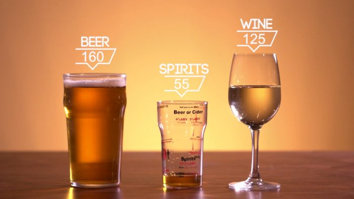84% of Britons Do Not Understand the Calorie Content of Alcoholic Drinks