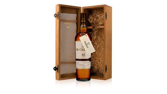 The Macallan Announces New Sherry Oak 40 Years Old