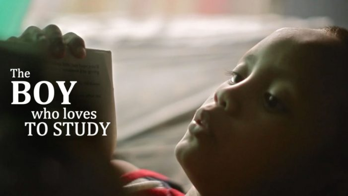 Leo Burnett Manila Revisits Boy Who Studied By McDonald's Light