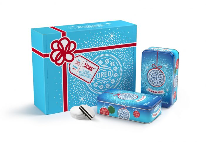 OREO Launches Direct-to-Consumer Gifting Site in the US for the Holidays