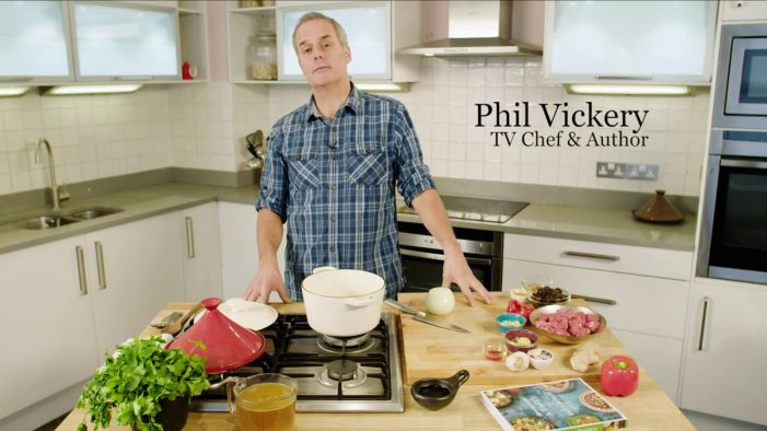 Celebrity Chefs Show You How to Make Exotic Dishes at Home