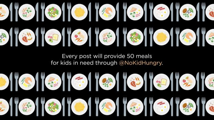 Tillamook and 72andSunny Turn the Empty Plate Emoji into Real Food Donations