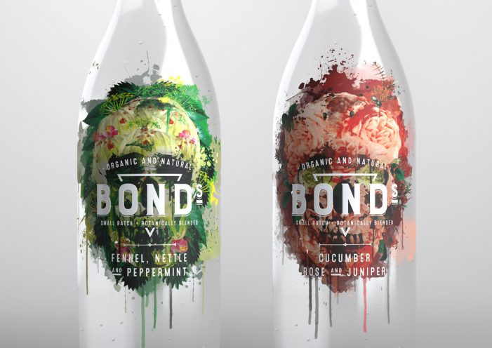 Hornall Anderson Look to Reinvent the Soft Drinks Market with Bonds