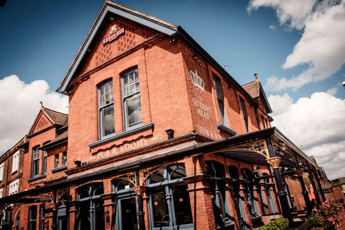 Kingston's The Queen's Head Launches New Menu