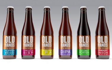 Springetts Designs New Range of Craft Beers for Twickenham Fine Ales' Old Hands