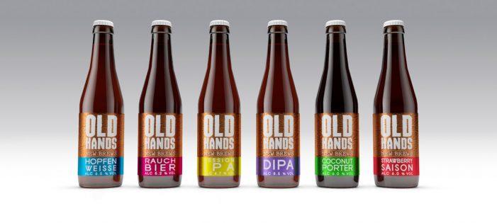 Springetts Designs New Range of Craft Beers for Twickenham Fine Ales' Old Hands