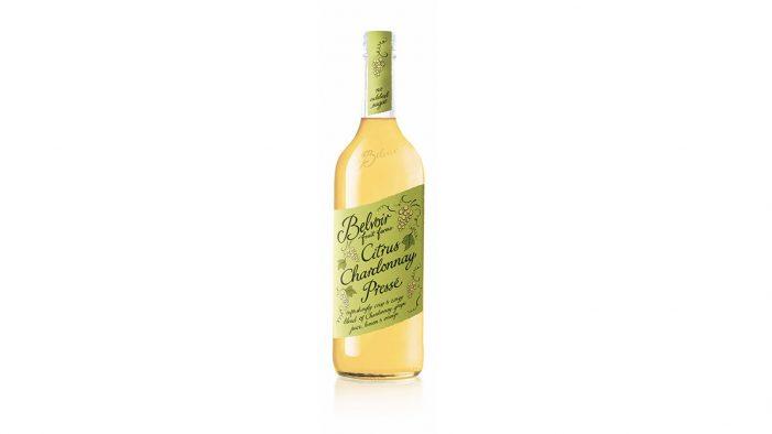 Belvoir Fruit Farms Launches New Citrus Chardonnay Pressé